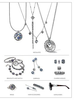 Accessories deals in the Brighton Collectibles weekly ad in New York