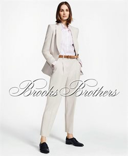 Brooks Brothers catalogue in San Francisco CA ( More than a month )