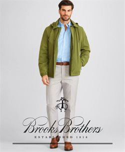 Brooks Brothers catalogue ( More than a month )