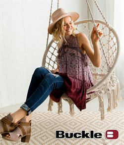 Buckle deals in the Houston TX weekly ad