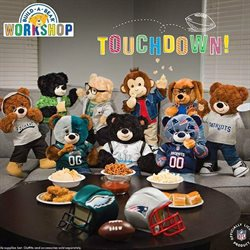 Build-a-bear Workshop deals in the Houston TX weekly ad