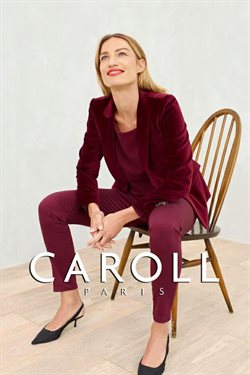 Caroll Paris catalogue ( 19 days left )