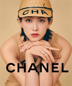 Luxury brands deals in the Chanel weekly ad in Newark OH