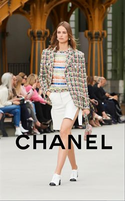 Luxury brands deals in the Chanel weekly ad in Jackson MI