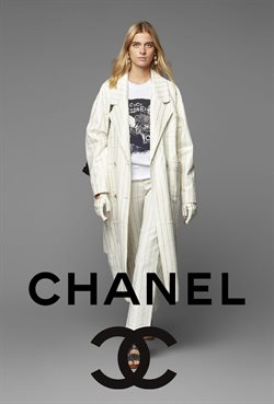 Luxury brands offers in the Chanel catalogue in Greenville SC ( More than a month )
