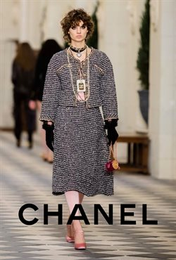 Luxury brands offers in the Chanel catalogue in Saint Petersburg FL ( More than a month )