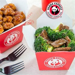 Panda Express deals in the San Jose CA weekly ad