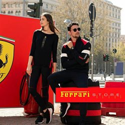 Ferrari Store catalogue ( Expired )