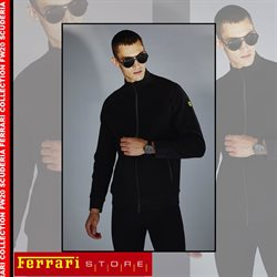 Ferrari Store catalogue ( Expired )