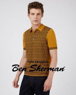 Ben Sherman deals in the Ben Sherman catalog ( More than a month)