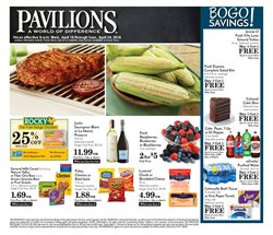 Games deals in the Pavilions weekly ad in Pearland TX