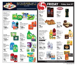 Deodorant deals in the Pavilions weekly ad in Humble TX