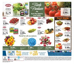 Table deals in the Pavilions weekly ad in Garden Grove CA