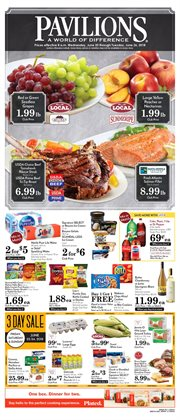 Pavilions deals in the Salem OR weekly ad