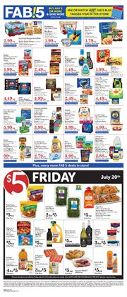 Fabric softener deals in the Pavilions weekly ad in Modesto CA