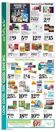 Bulbs deals in the Pavilions weekly ad in Federal Way WA