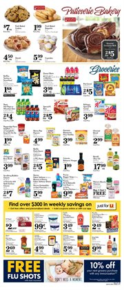 Fabric softener deals in the Pavilions weekly ad in Santa Ana CA