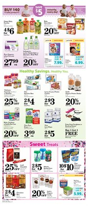 Shampoo deals in the Pavilions weekly ad in Arvada CO
