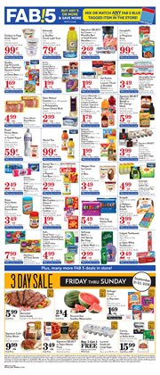 Yoplait deals in the Pavilions weekly ad in Concord CA