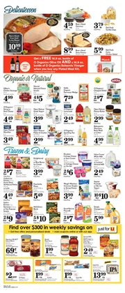 Milk deals in the Pavilions weekly ad in Wilmington DE