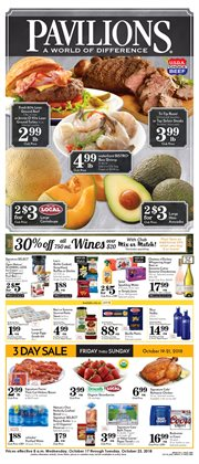 Pavilions deals in the Honolulu HI weekly ad