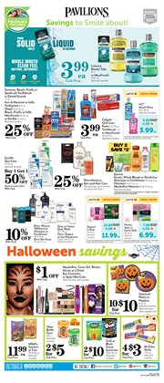 Tablet deals in the Pavilions weekly ad in Yorba Linda CA