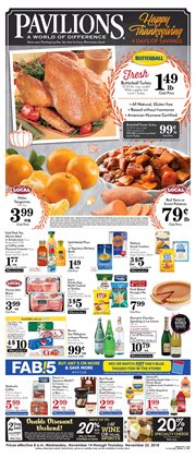 Grocery & Drug deals in the Pavilions weekly ad in Renton WA