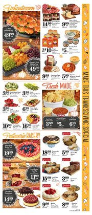 Pizza deals in the Pavilions weekly ad in Federal Way WA