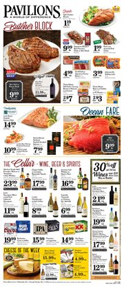Refrigerators deals in the Pavilions weekly ad in Fontana CA