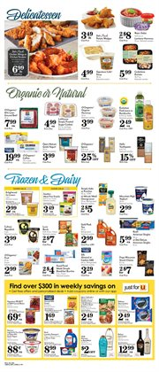 Potatoes deals in the Pavilions weekly ad in Dallas TX