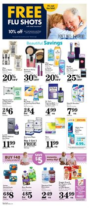 Optical items deals in the Pavilions weekly ad in Humble TX