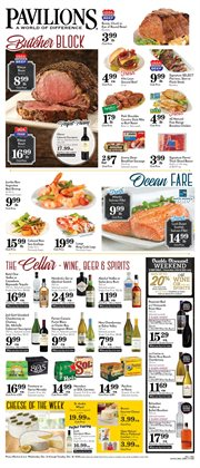 Other furniture deals in the Pavilions weekly ad in Kent WA