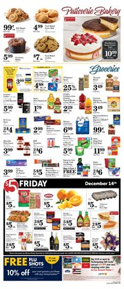 Salad deals in the Pavilions weekly ad in Dallas TX