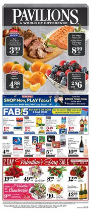 Plants deals in the Pavilions weekly ad in Rapid City SD