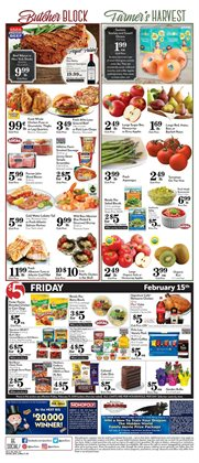 Meat deals in the Pavilions weekly ad in Concord CA