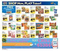 Bowl deals in the Pavilions weekly ad in Fullerton CA