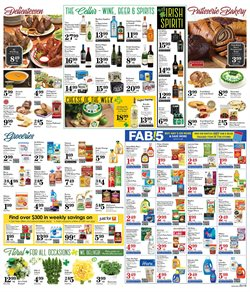 Pavilions deals in the Yorba Linda CA weekly ad