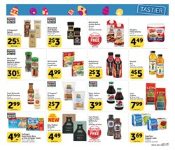 New deals in the Pavilions weekly ad in Reseda CA