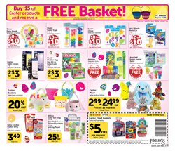 Furniture deals in the Pavilions weekly ad in Redding CA