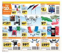 T-shirt deals in the Pavilions weekly ad in Sugar Land TX