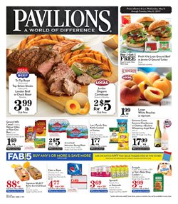 Grocery & Drug deals in the Pavilions weekly ad in Humble TX