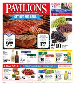 Pavilions deals in the Wilmington DE weekly ad