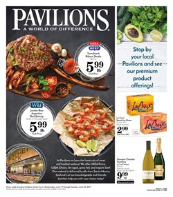 Grocery & Drug deals in the Pavilions weekly ad in Houston TX