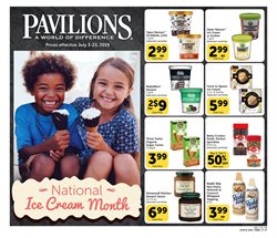 Pavilions deals in the Van Nuys CA weekly ad