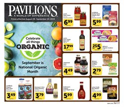 Pavilions deals in the Los Angeles CA weekly ad