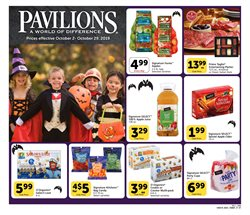 Pavilions deals in the Phoenix AZ weekly ad