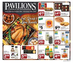 Pavilions deals in the Chandler AZ weekly ad
