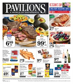 Grocery & Drug deals in the Pavilions weekly ad in Austin TX