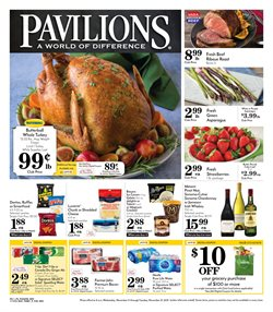 Grocery & Drug deals in the Pavilions weekly ad in Grants Pass OR
