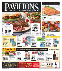 Grocery & Drug deals in the Pavilions weekly ad in Rapid City SD